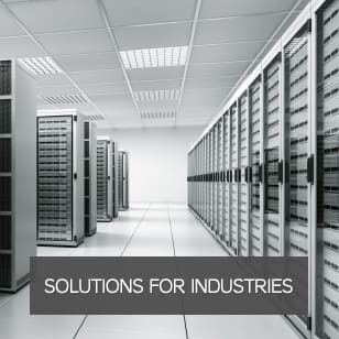 Solutions for industries